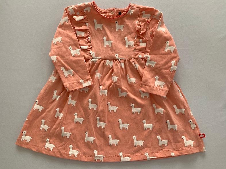 Magnifique robe deux par deux 12 mois