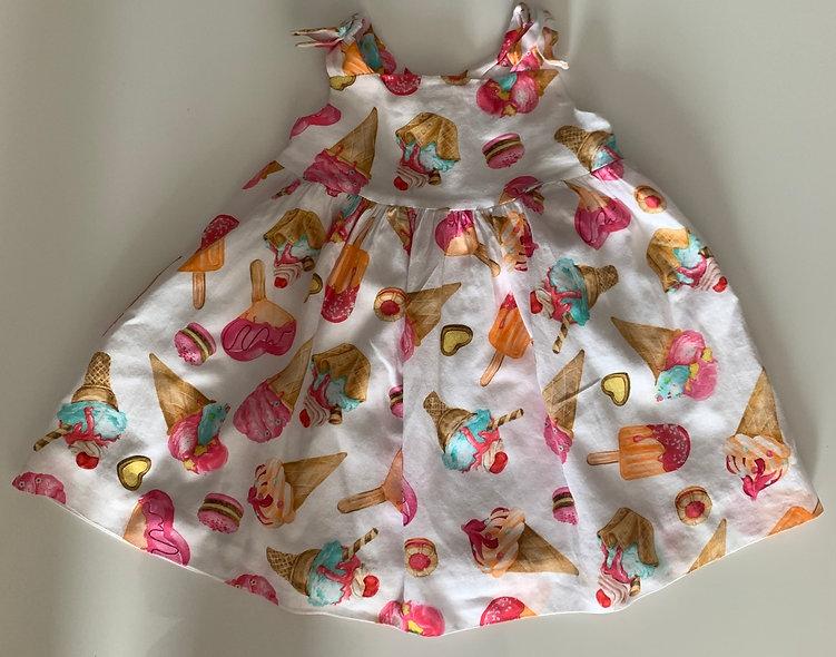 Splendide robe soleil 18 mois