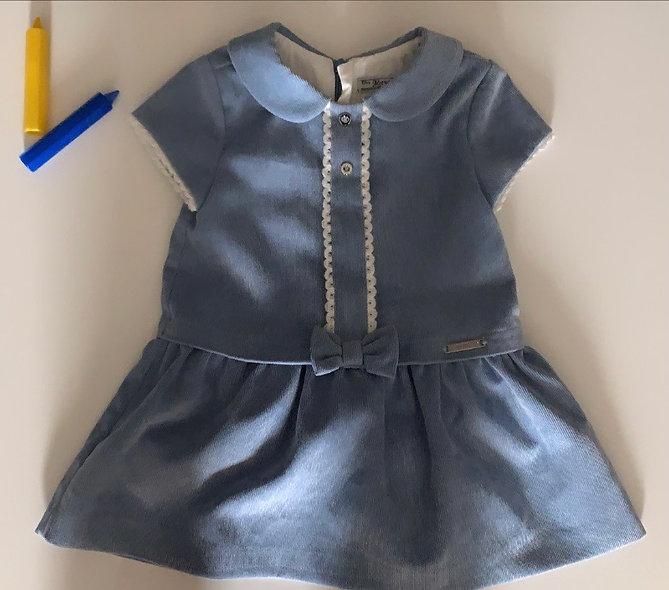 Magnifique robe d'importation 12 mois