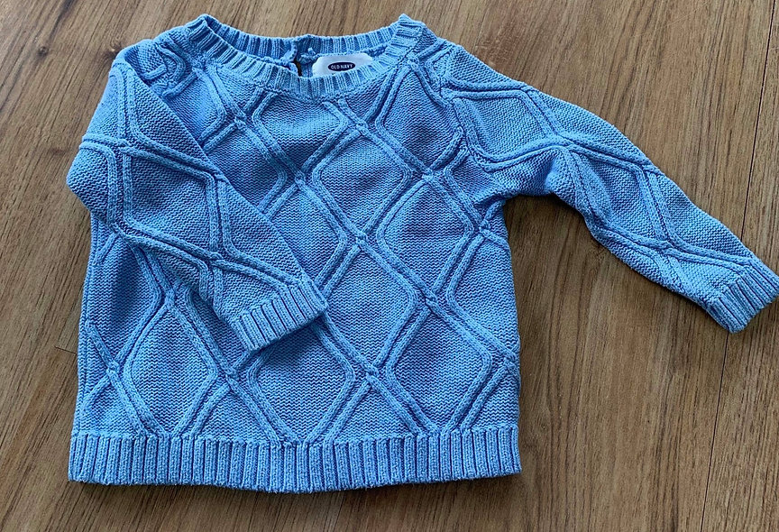 Joli tricot OLD NAVY 12-18 mois