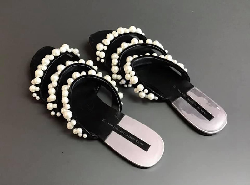 Jolies sandales Zara 38