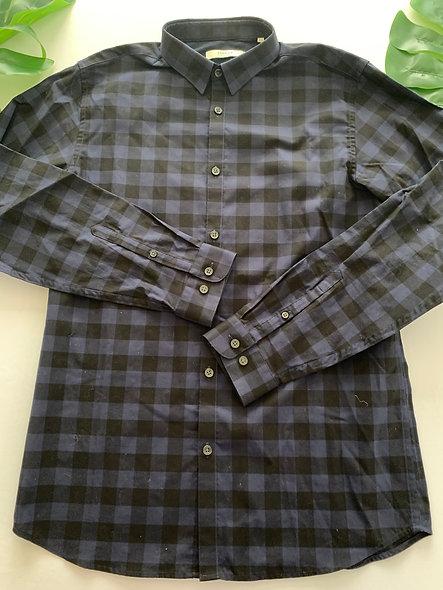 Chemise à carreaux M