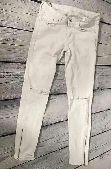 Jeans blanc 02 USA