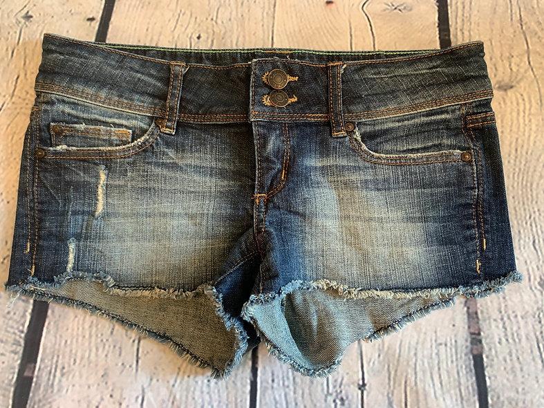 Shorts en jeans 1