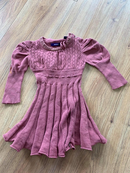 Jolie robe en tricot MEXX  9-12 mois
