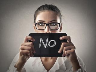 Je n'ose pas dire''Non''!
