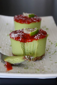 CHEESECAKE A L'AVOCAT