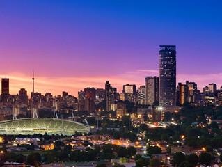 L'Afrique du Sud,Johannesburg et Le Cap