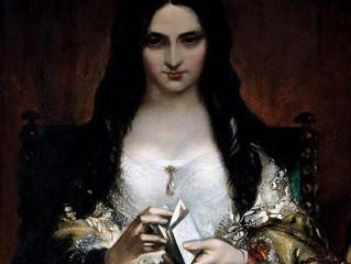Mademoiselle LENORMAND, l'une des plus célèbres voyantes de France.