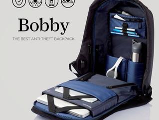 BOBBY, le sac connecté !