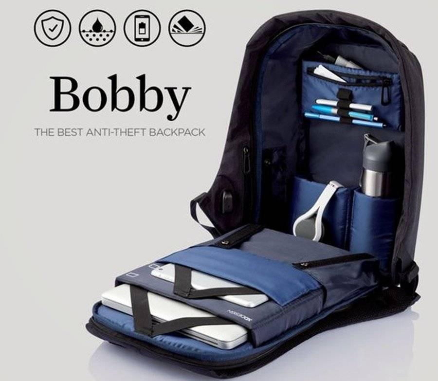 Sac connecté Bobby