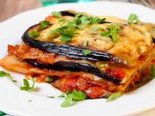 Recette: Lasagnes aux légumes du soleil