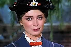 Emilie Blunt,la nouvelle Mary Poppins