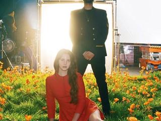 """Lana Del Rey - The Weeknd,un duo romantique dans """"Lust For Life"""""""