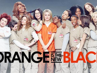 Orange Is The New Black by Netflix
