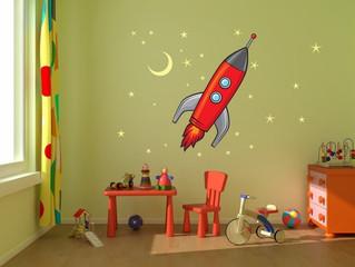 Chambre d'enfant,quelques conseils et idées