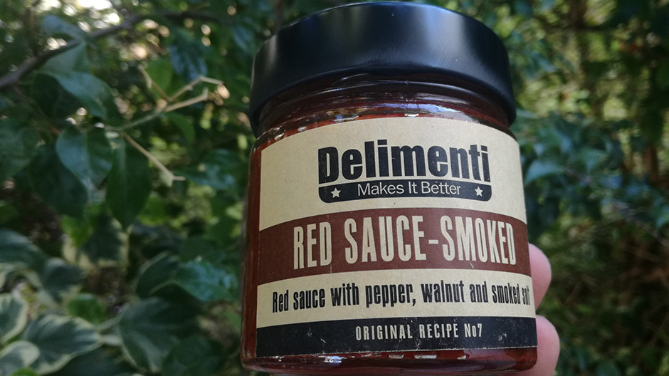 delimenti red sauce smoked