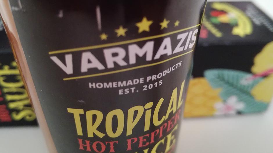Tropical sauce Varmazis