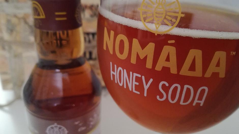 Nomada honey soda