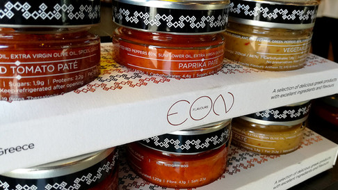 Πατέ λιαστής τομάτας EON, Eclectic Flavours