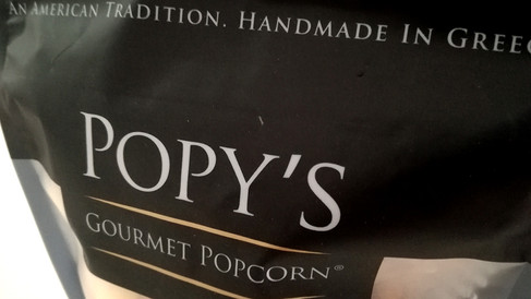 Popcorn The Mix, Popy's Gourmet popcorn