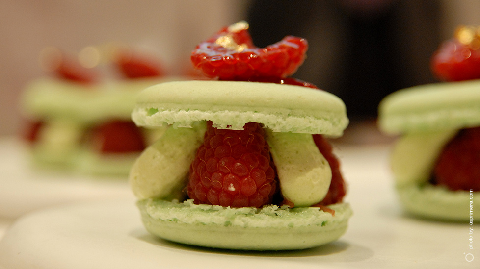 Chef Patissier Gilles Marchal
