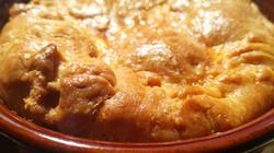 Τούρτα γεμιστή με μοσχάρι και τυριά