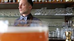 Yiannis Korovesis, bartender