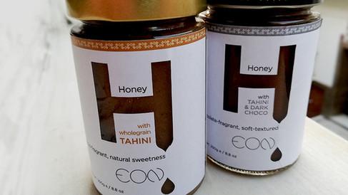Μέλι με ταχίνι EON, Eclectic Flavours