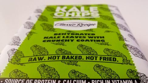 Kale chips, rho