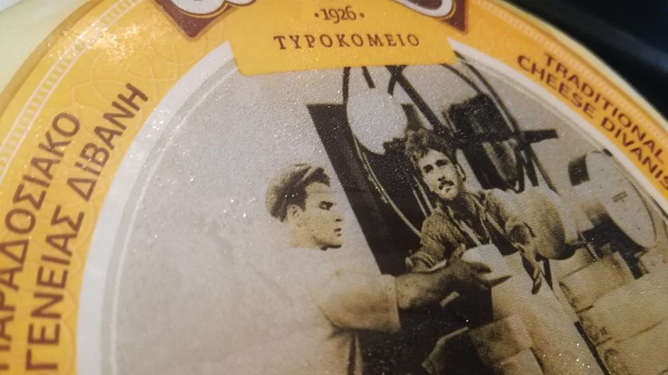 divanis heritage cheese