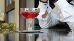 Demetris Kiakos, bartender