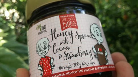 Μέλι με σοκολάτα, The Bee Bros