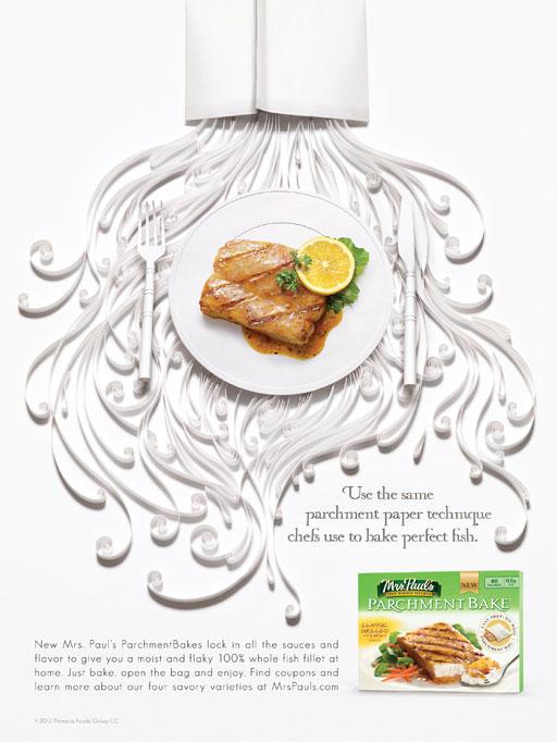 Parchment Bake