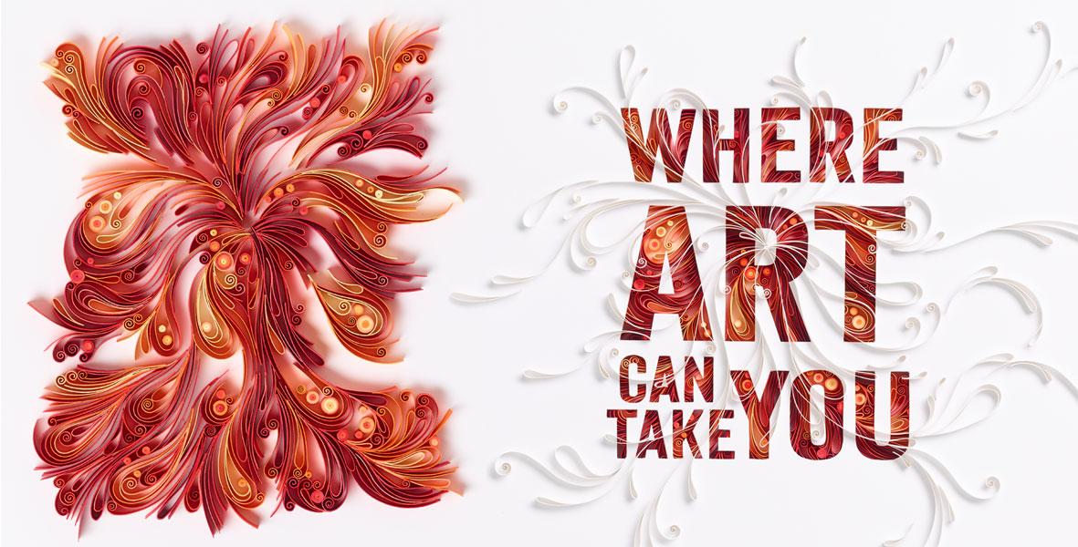 Where Art Can Take you