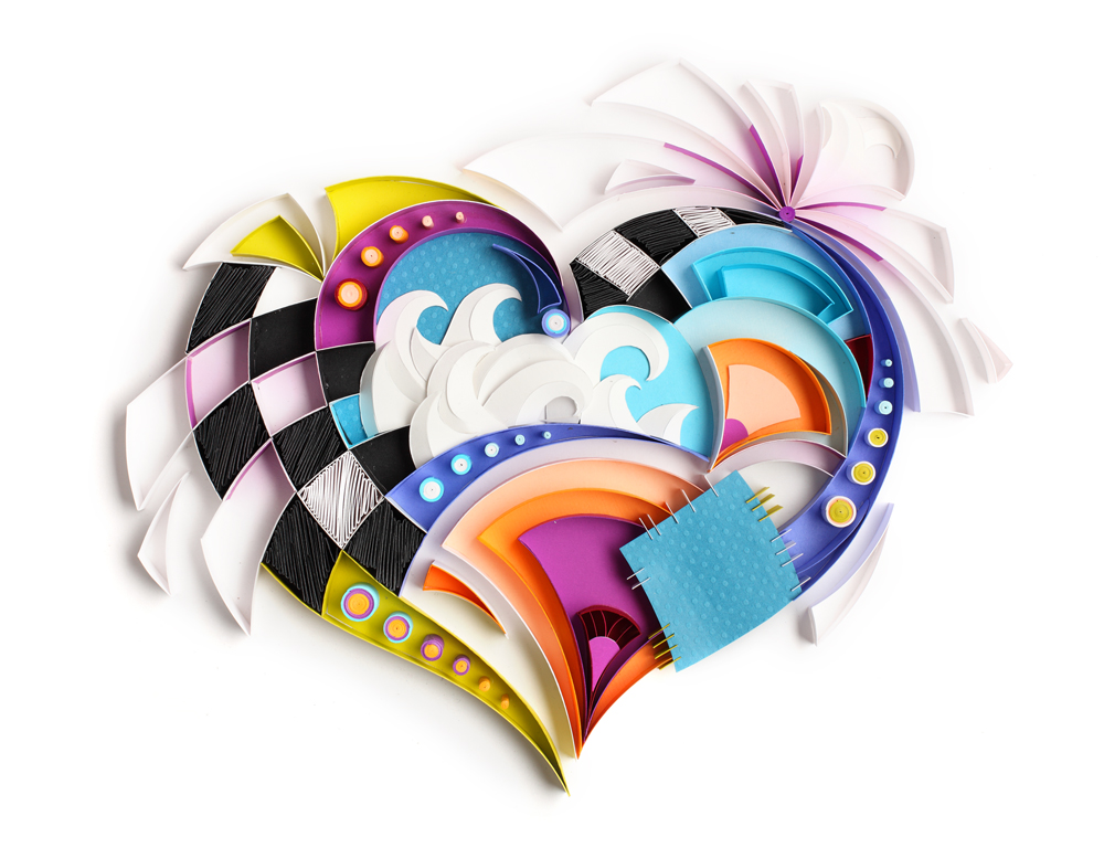 Whimsical Heart