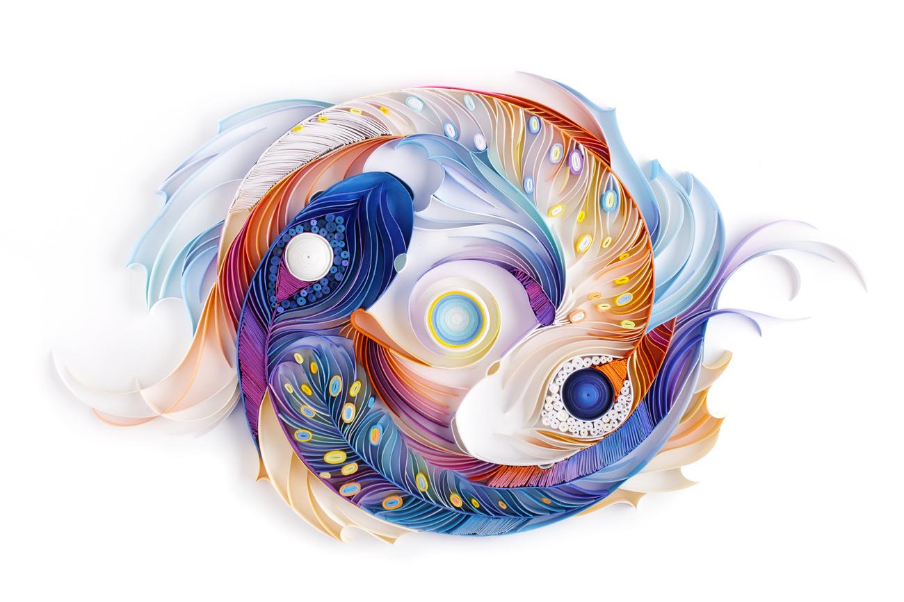 Yin Yan Pisces