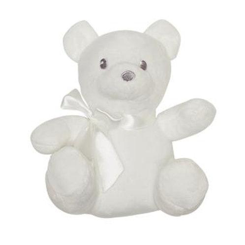 White Baby Teddy Bear