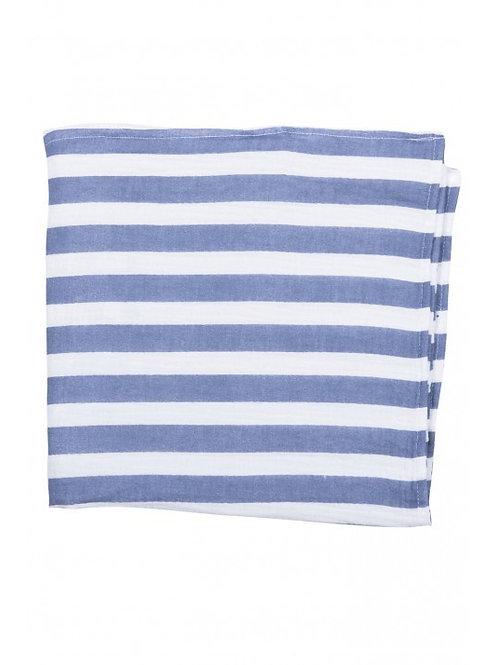 Stripes Muslin Wrap