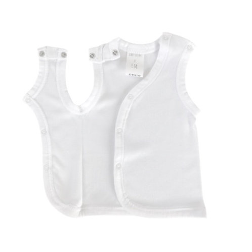 Baby Singlet by Erin. Bamboo.