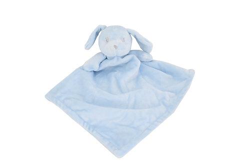 Blue Baby Dog Comforter