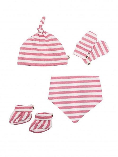Pink Sailor Newborn Baby Set
