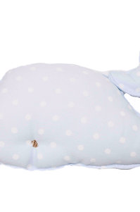 Little Whale Pillow