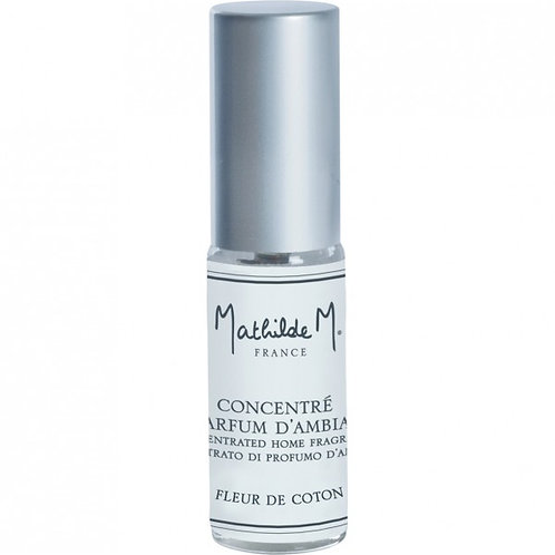 Cotton Flower Spray Perfume concentrate Mathilde M.