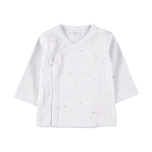 Stars LS Side Snap-Tee