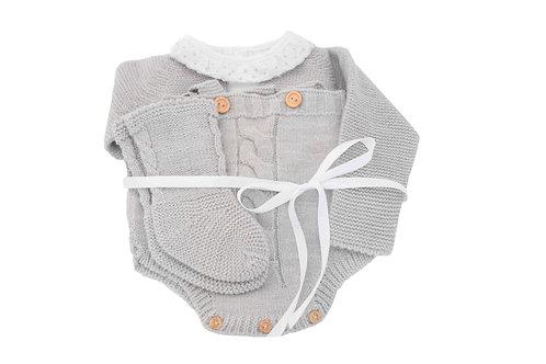 Bibo Knitted Winter Set