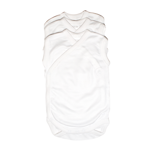 Singlets by Erin Bodysuit Bamboo Pack of Three