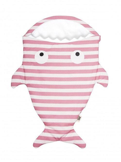 Pink Mini Shark Sleeping Bag