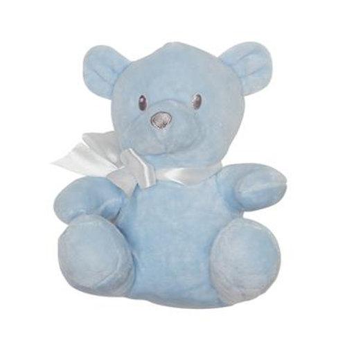Blue Baby Teddy Bear