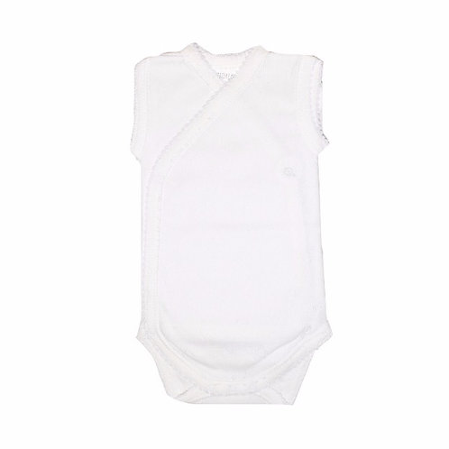 Baby Singlet by Erin Bodysuit Bear